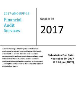 2017-ANC-RFP-19 Financial Audit Services in pdf