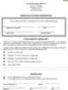 Substandard Housing Form